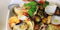 Restaurant Mezzaluna - La carte